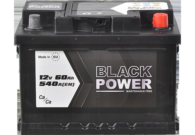 black power do benzyny
