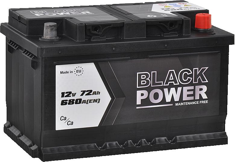 Black Power do diesla