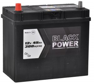 Black Power Japan 45P+